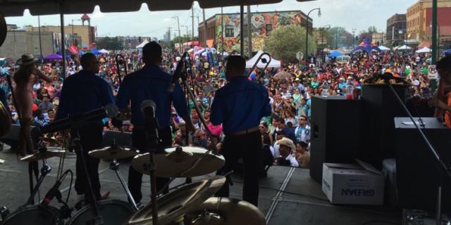 Telemundo Minneapolis celebrates Cinco De Mayo 1